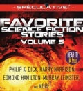 Favorite Science Fiction Stories (CD-Audio)