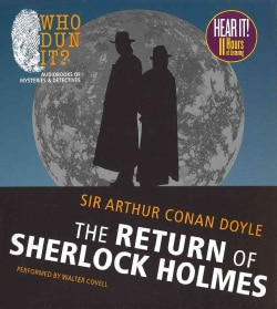 The Return of Sherlock Holmes (CD-Audio)