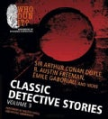 Classic Detective Stories (CD-Audio)