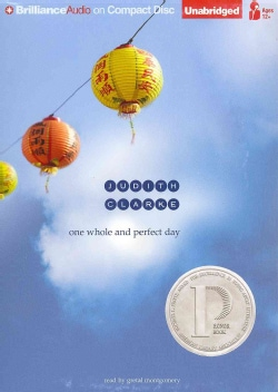 One Whole and Perfect Day (CD-Audio)