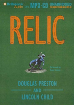 Relic (CD-Audio)