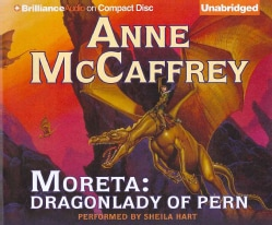 Moreta: Dragonlady of Pern (CD-Audio)