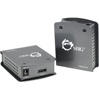 SIIG HDMI Extender Over Single Cat6 with HDMI Loop-Out