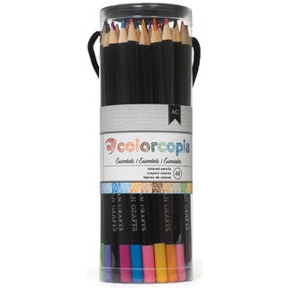 Colored Pencil Set 48pc-