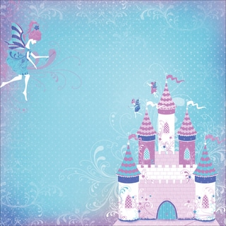 Fairytales Postbound Album 12