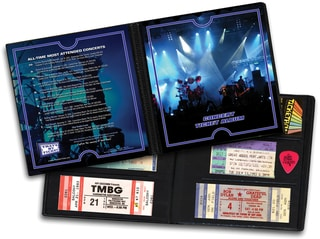 "That's My Ticket - Ticket Album 8-1/4""X8-3/4""-Concert - Rock"