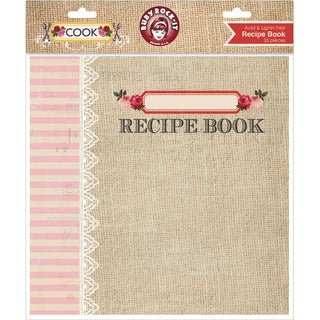 Cook Recipe Book Album 8