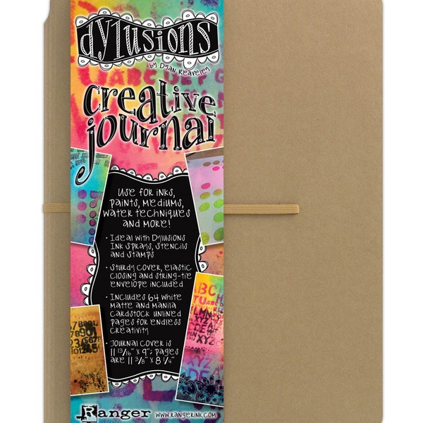Dyan Reaveley's Dylusions Creative Journal-