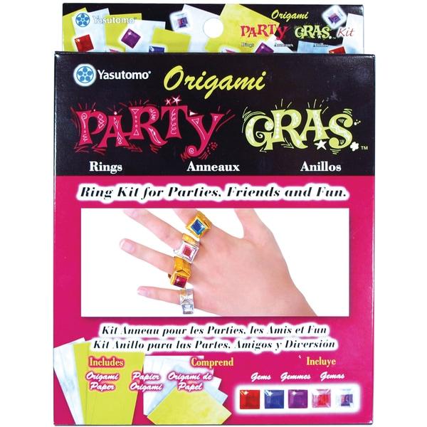 Party Gras Ring Kit-