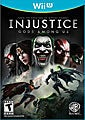 Wii U - Injustice: Gods Among Us