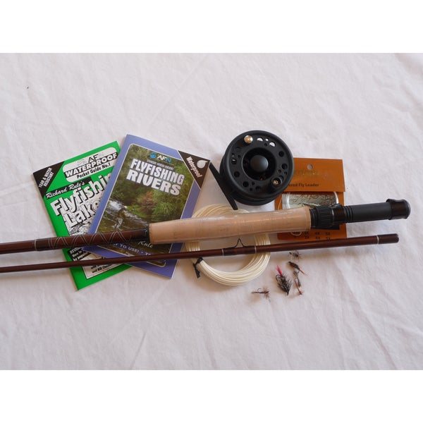 American Explorer Fly Rod Starter Outfit