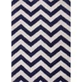 Modern Geometric Wool Tufted Rug (8' x 11')