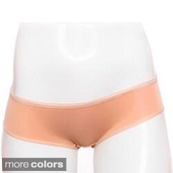 ROunderbum Women's Low-rise Padded Bikini Panties