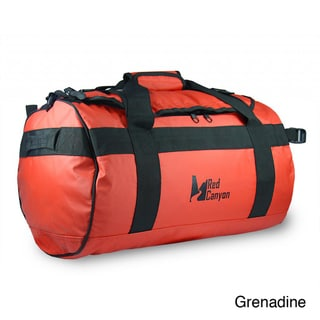 Red Canyon HD Duffel