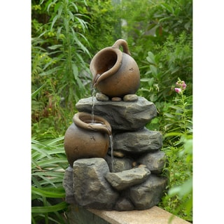 Small Pots Water Fountain