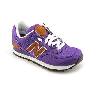 New Balance Women's 'WL574' Basic Textile Athletic Shoe