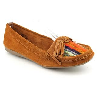 Sbicca Women's 'Elkins' Regular Suede Casual Shoes