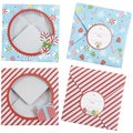 Treat Envelopes 8/Pkg-Wonderland