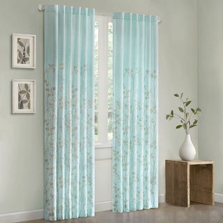 Madison Park Aramo 84 inch Curtain Panel