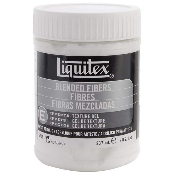 Liquitex Blended Fibers-8 Ounces