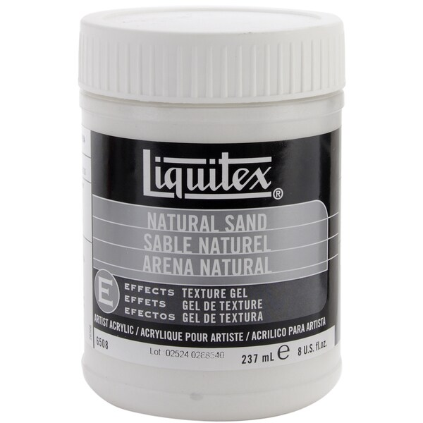 Liquitex Natural Sand-8 Ounces