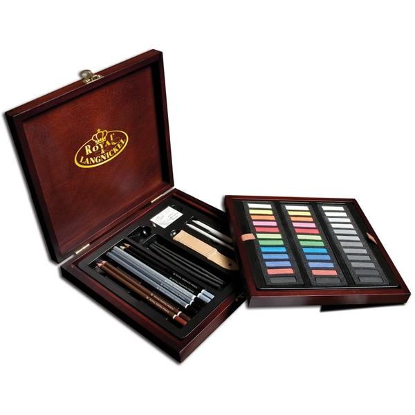 Premier Box Set-Pastel Pencil