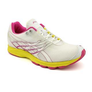 Asics Women's 'Gel-Sayuri' White Mesh Athletic Shoes