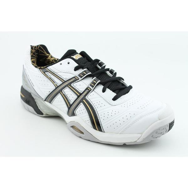 Asics Men's 'Gel Challenger 7' Faux Leather Athletic Shoe (Size 8.5)