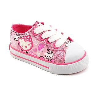 Hello Kitty Girl s Lil Lacey Synthetic Casual Shoes Today: $29.99