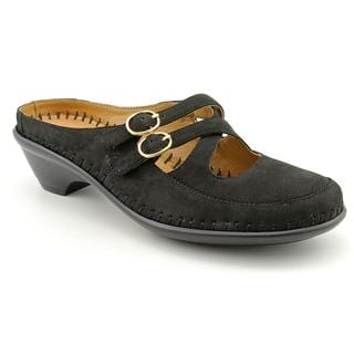 Easy Spirit Women's 'Eldreda' Leather Casual Shoes - Narrow