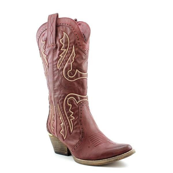 Volatile Women's 'Raspy' Man-Made Boots