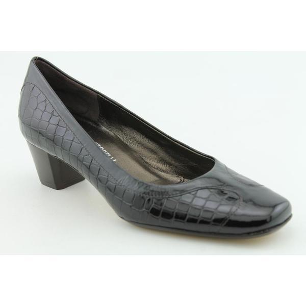 Renzo Fontanelli Women's 'Virgin' Animal Print Dress Shoes - Wide