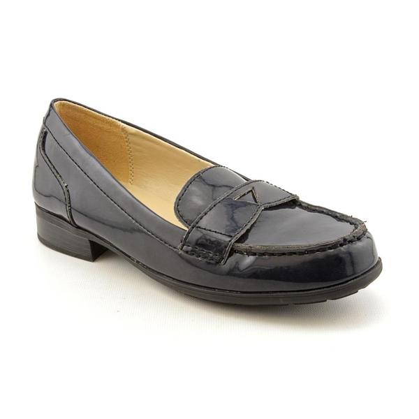 Naturalizer Women's 'June' Leather Casual Shoes - Wide