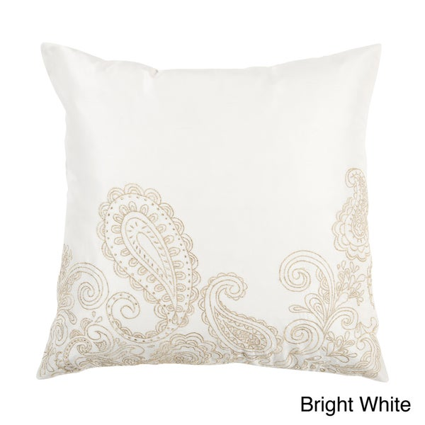 Coqitlam Down or Poly Filled Throw Pillow