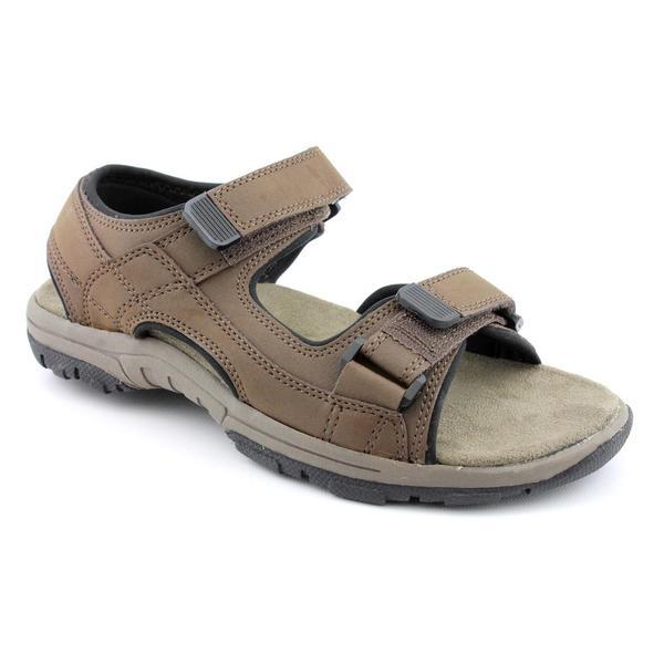 Nunn Bush Men's 'Yucatan' Synthetic Sandals (Size 10)