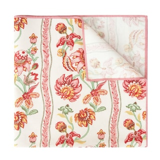 Rose Tree Provance Lane Floral Print Placemats (Set of 6)