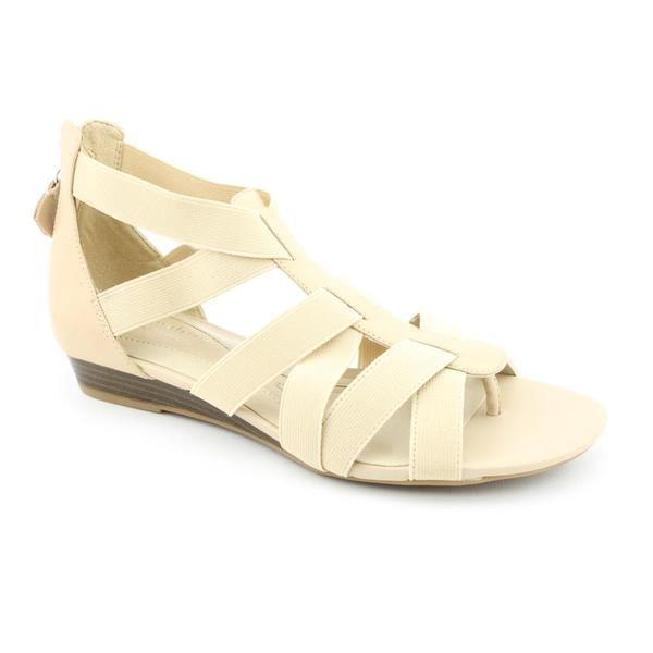 Naturalizer Women's 'Jigsaw' Basic Textile Sandals - Wide (Size 7)