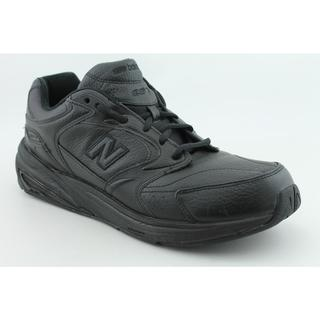 New Balance Men's 'MW927' Leather Athletic Shoe - Wide (Size 8)