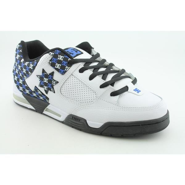 DC Men's 'Command' Leather Athletic Shoe