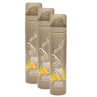 Le Jardin Women's 2.5-ounce Perfumed Body Spray (Pack of 3)
