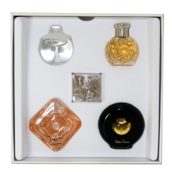 Precious Collection Women's 5-piece Fragrance Gift Set