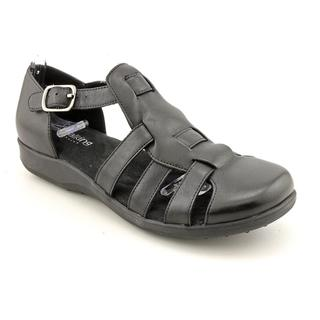 Walking Cradles Women's 'Angel' Leather Sandals - Narrow (Size 9.5)
