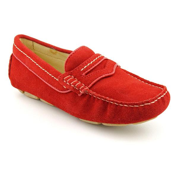 Amiana Girl's '15/A0415' Regular Suede Casual Shoes (Size 13)