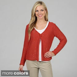 Women's Sparkler Cardigan Sweater