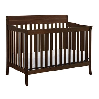 DaVinci Summit 4-in-1 Convertible Crib in Espresso