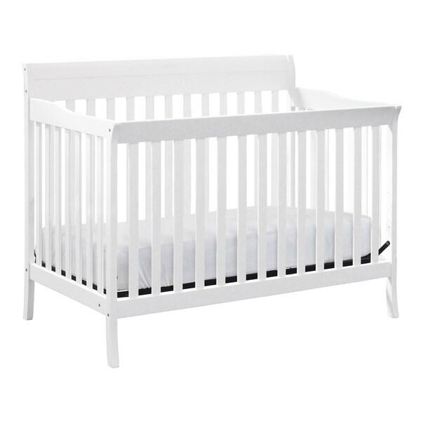 DaVinci Summit 4-in-1 Convertible Crib in White