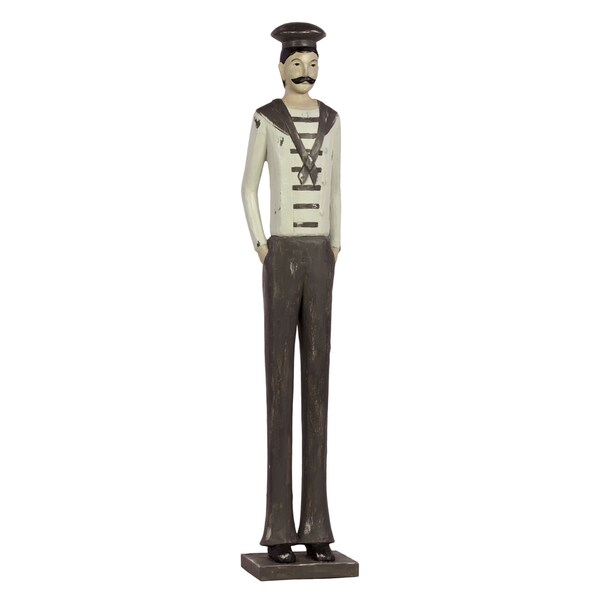 Urban Trends Collection Resin Standing Male Sailor