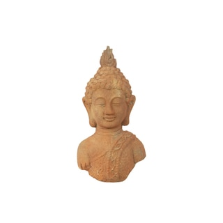 Urban Trends Collection Stone Buddha Head