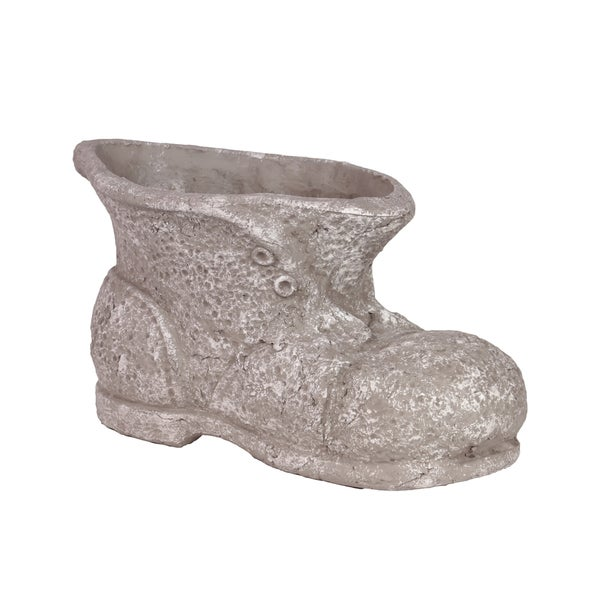 Urban Trends Collection Terracotta Shoe Accent Piece