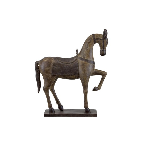 Decorative Resin Horse 10349002